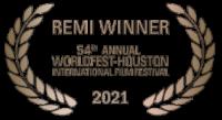 Gold Remi Winner worldfest houston