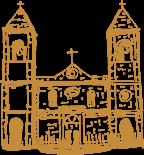 pictogramas la paz cathedral