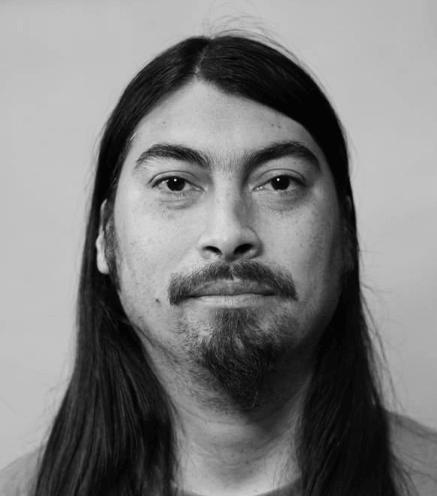 Rogelio Muñoz – (Sound Engineer)