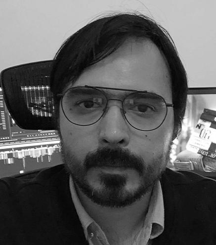 Sergio Castro – (Editor, Post-Pro Supervisor)